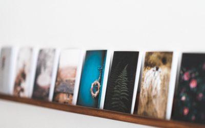 Obrazová galerie u vás doma: NA POLIČCE