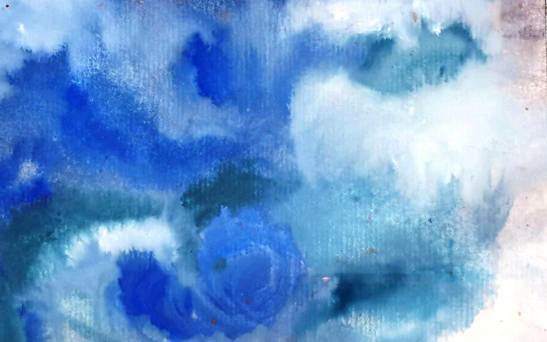Modrá z nebe