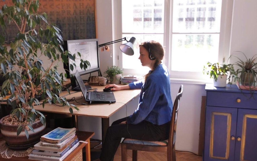 Udělej si hezký home office