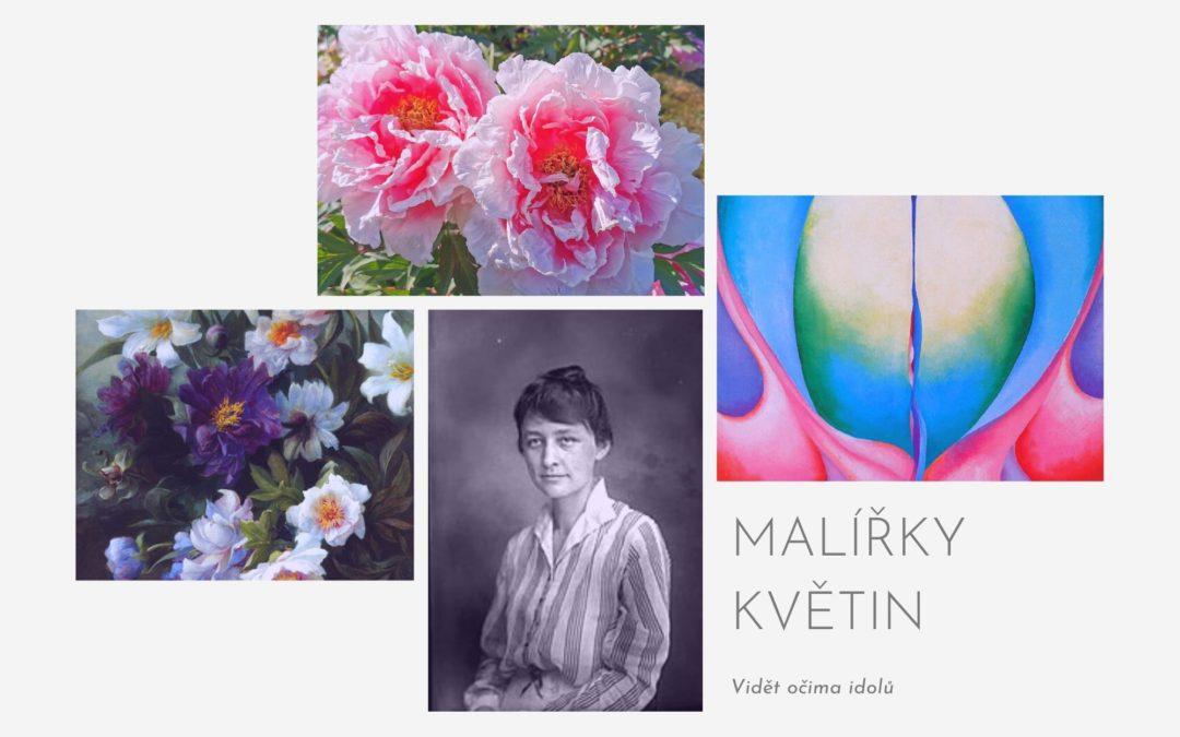 Malířky květin