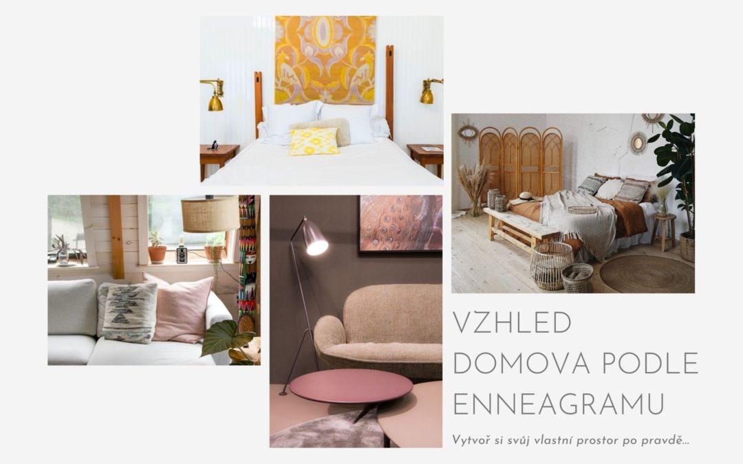 Jaký vzhled domova podle enneagramu upřednostňuješ?